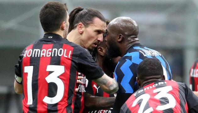 «Интер» в большинстве победил «Милан» в Кубке Италии