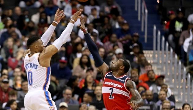 НБА: «Вашингтон» Леня поступився «Х'юстону»