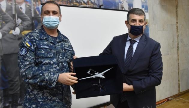 Ukrainian Navy to receive Turkey's Bayraktar TB2 UAVs this year