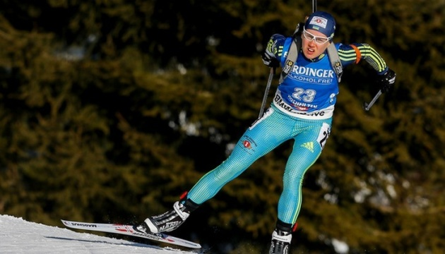 Меркушина выиграла «серебро» в индивидуальной гонке чемпионата Европы по биатлону