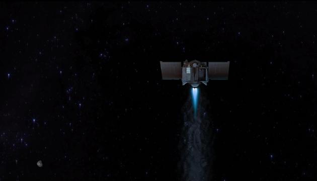 Корабель NASA «попрощається» з астероїдом Бенну у травні