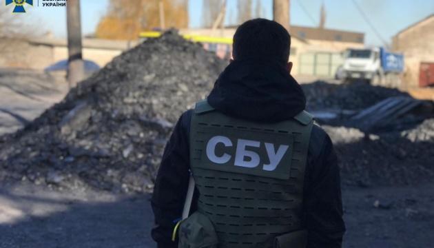 На законсервированной шахте в Донецкой области незаконно добывали уголь
