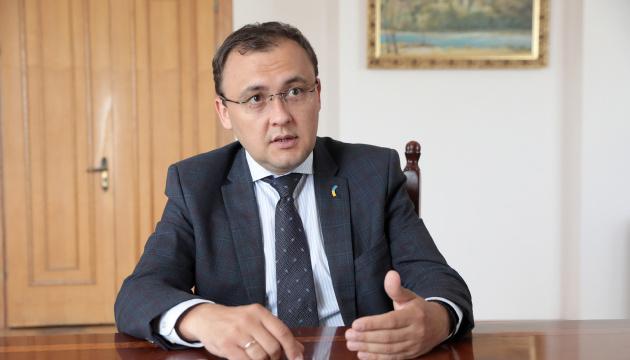 Bodnar: EU ready to provide Ukraine with coronavirus vaccines