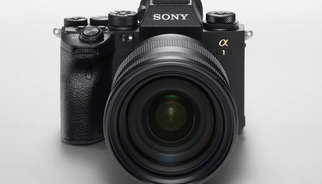 30 кадрів за секунду: Sony представила нову флагманську камеру