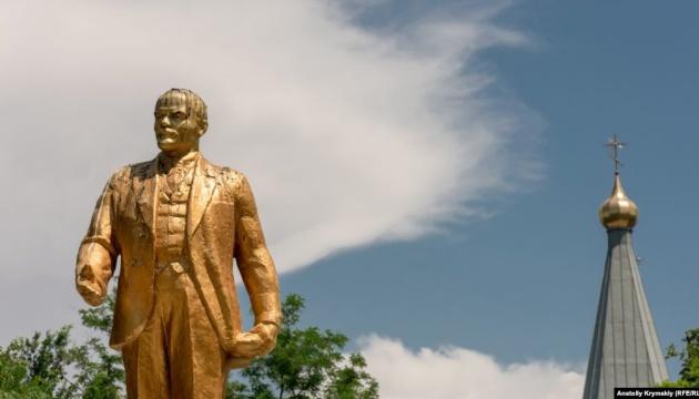На Одещині знесли останній пам'ятник Леніну
