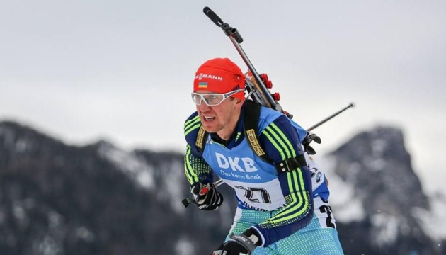 Прима стал шестым в индивидуальной гонке чемпионата Европы по биатлону