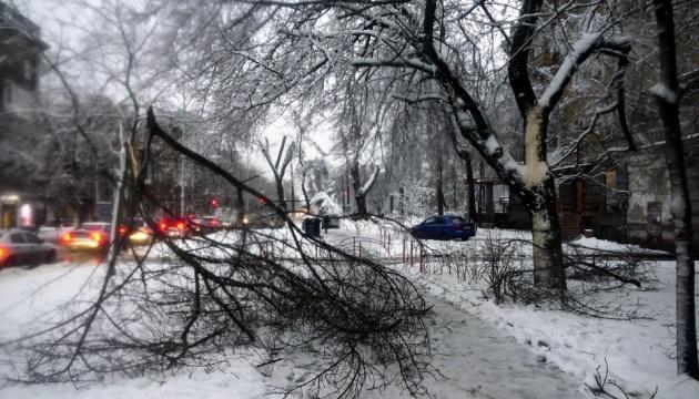 На Одесчине из-за непогоды обесточены 160 населенных пунктов