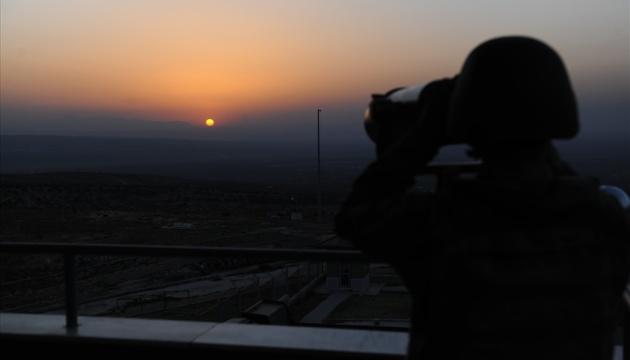 Турция возвела 43 километра бетонной стены на границе с Ираном
