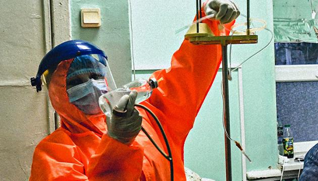 Na Ukrainie zarejestrowano 5529 nowych przypadków COVID-19