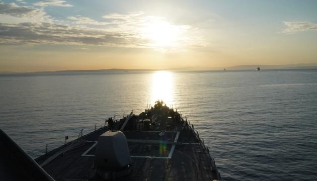 В Черное море направляется американский эсминец USS Porter