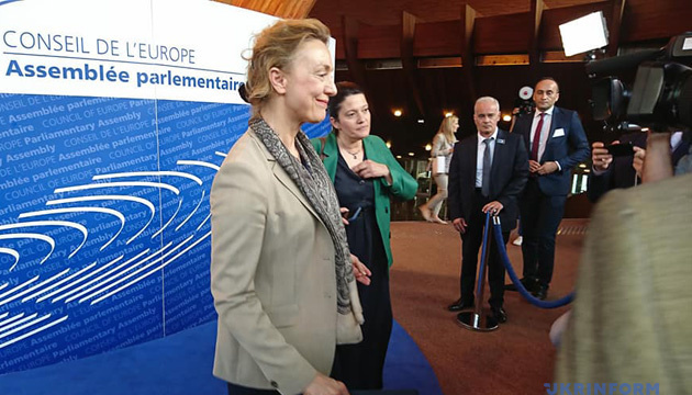 Ukrainian MPs, Secretary General of Council of Europe discuss Crimean Platform