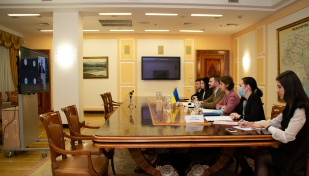 Україна та Литва співпрацюватимуть для збільшення обсягів контейнерних перевезень