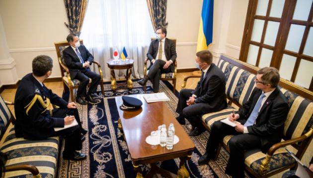Япония предоставит Украине грант в $1,82 миллиона на медоборудование для пограничников