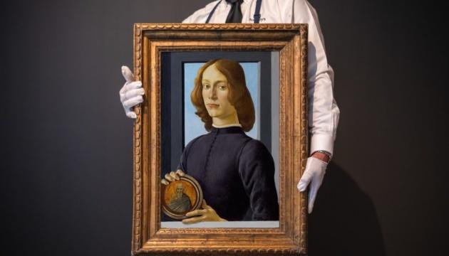 Картину Боттічеллі продали на Sotheby's за $92 мільйони