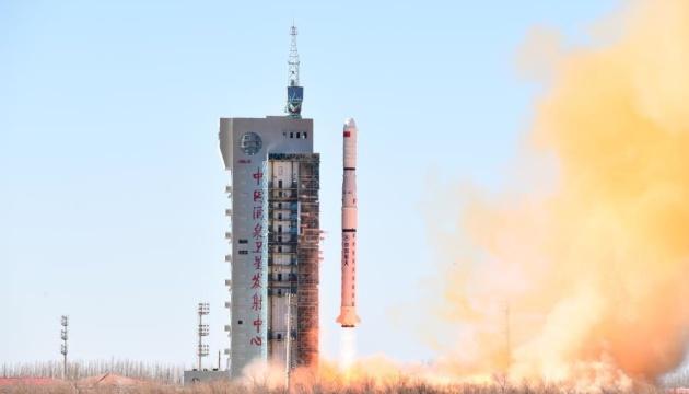 Китай запустил новые спутники дистанционного зондирования