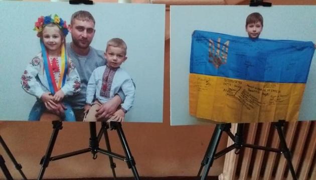 В Житомире представили социальный фотопроект «Скажи «Да!» жизни после войны»