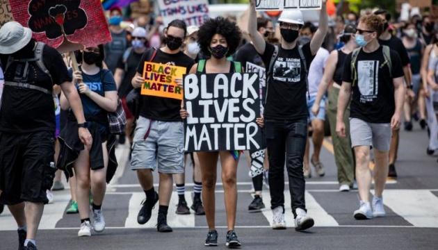 Движение Black Lives Matter получило международную премию за правозащитную деятельность