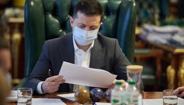Зеленский подписал санкции против 26 иностранцев и 81 компании
