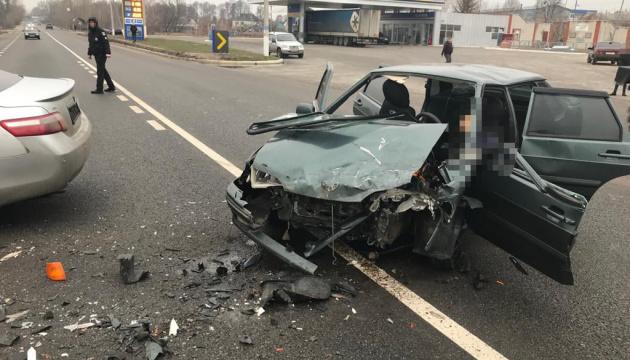 На Харьковщине при участии работницы ГФС произошло смертельное ДТП