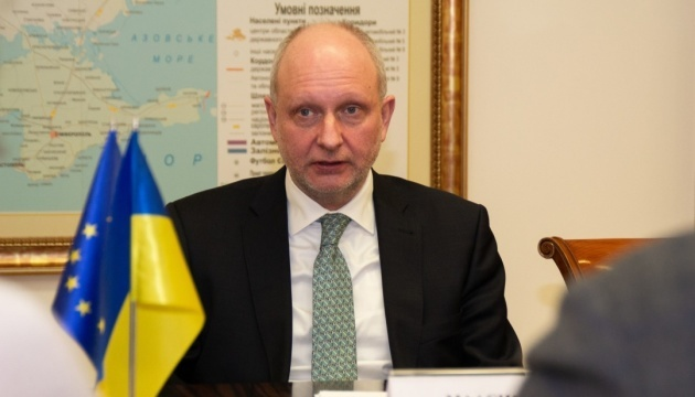 EU ambassador: Financial aid to Ukraine depends on medical procurement reform