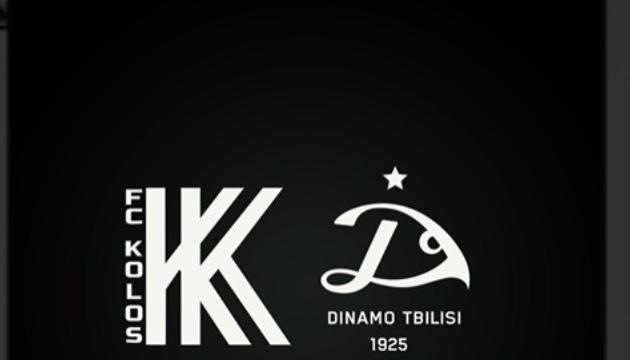 «Колос» отыгрался у тбилисского «Динамо» в спарринге на сборах в Турции