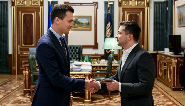 Zelensky appoints Skichko as head of Cherkasy Regional State Administration
