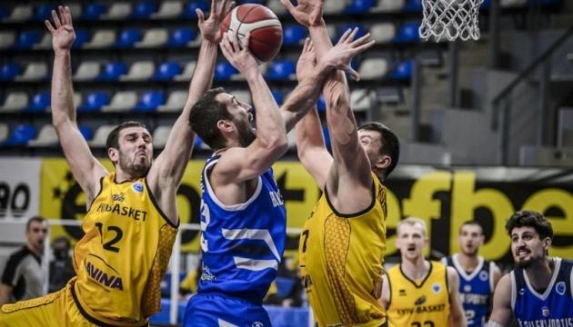 «Киев-Баскет» вышел в плей-офф Кубка Европы ФИБА