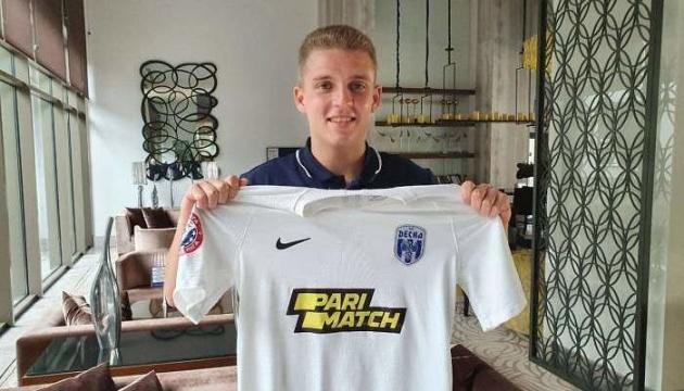 Румынский защитник Дима будет играть за «Десну»