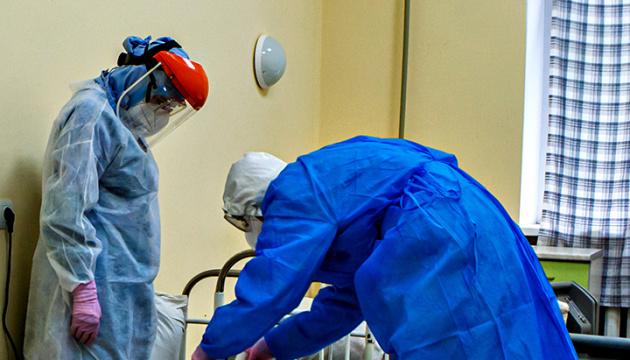 Na Ukrainie zarejestrowano 4685 nowych przypadków COVID-19