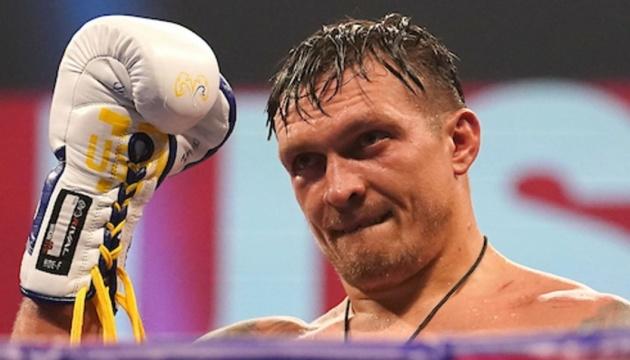 WBO дала 15 днів на організацію бою Усик - Джойс