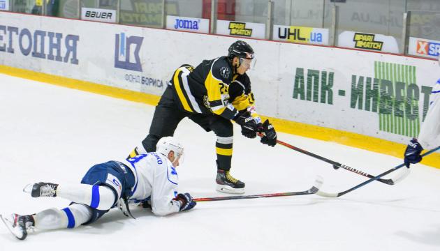 УХЛ: «Сокол» обыграл на выезде «Краматорск», «Донбасс» победил «Кременчуг»