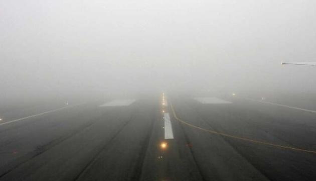 Сильный туман «парализовал» аэропорт Одессы