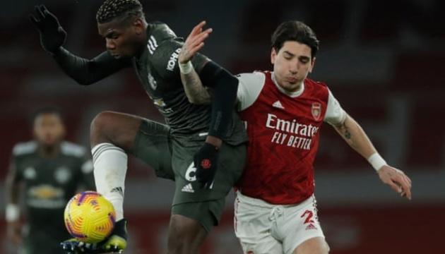АПЛ: «МЮ» не сумел обыграть «Арсенал»