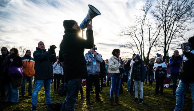 В Нидерландах снова митингуют против карантинных ограничений, есть задержанные