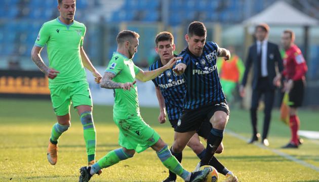 «Аталанта» Малиновского проиграла «Лацио» в матче Серии А