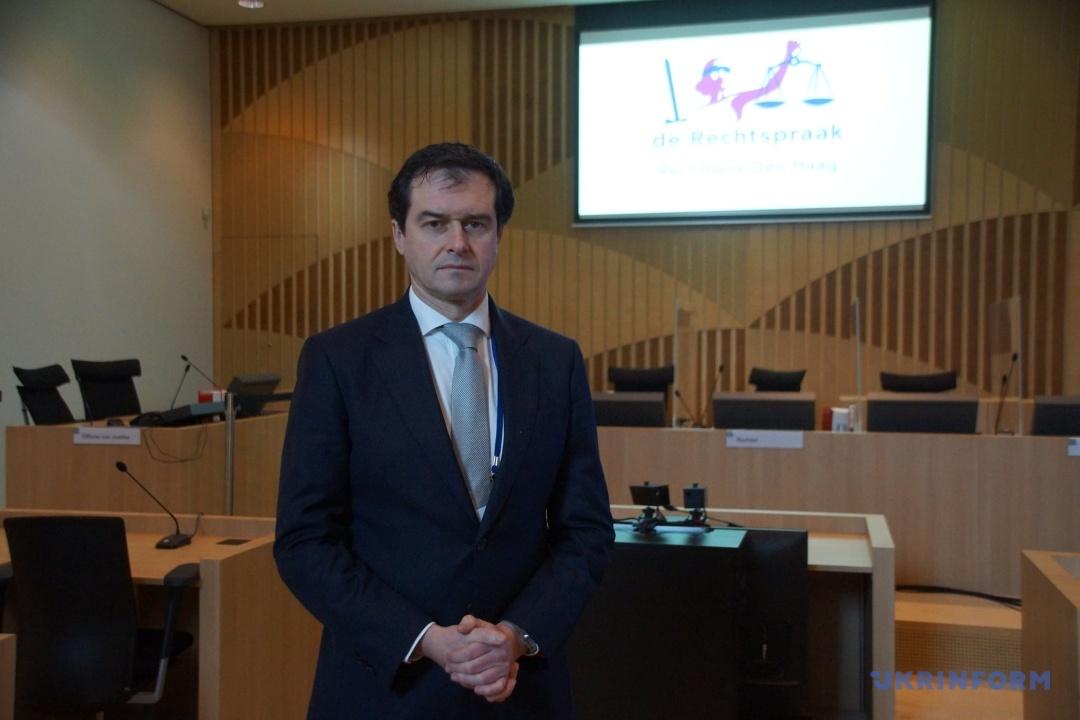 ウセヴォロド・チェンツォウ駐オランダ・ウクライナ大使