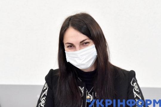 Голова правління Мережі адвокації національних інтересів Ганна Гопко