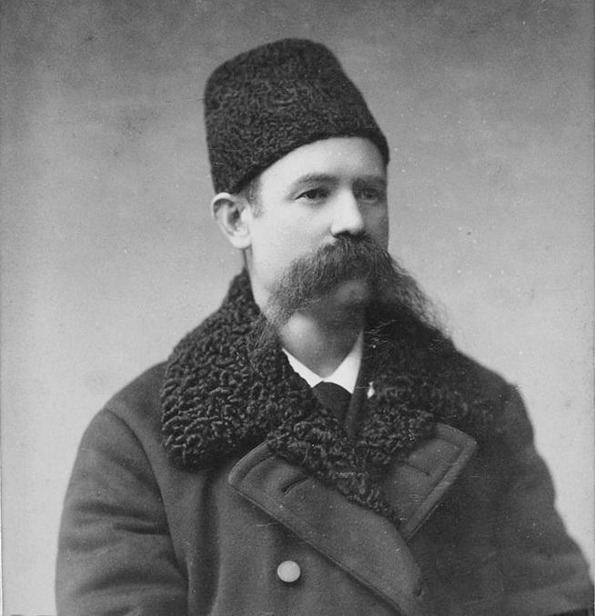 Микола Левитський