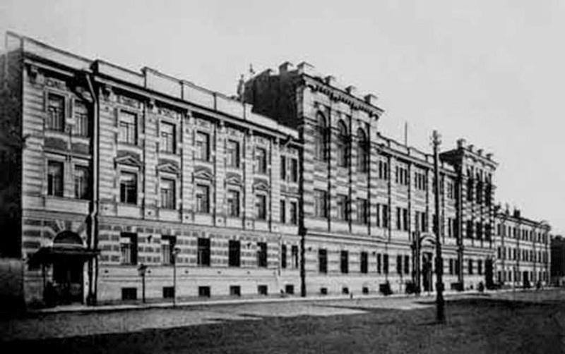 Бестужівські курси у Санкт-Петербурзі