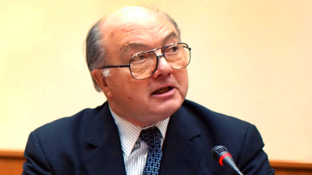 Д. Метлок був останнім послом США в СРСР