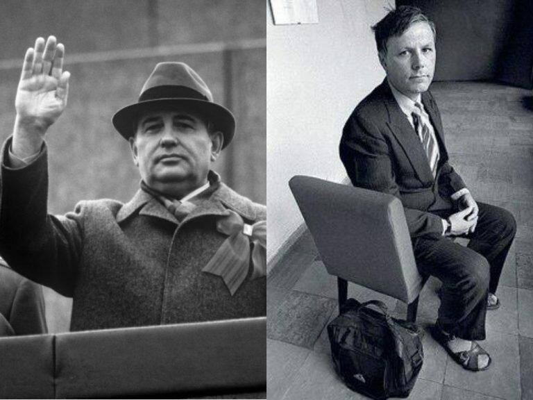 Горбачов і Шмонов