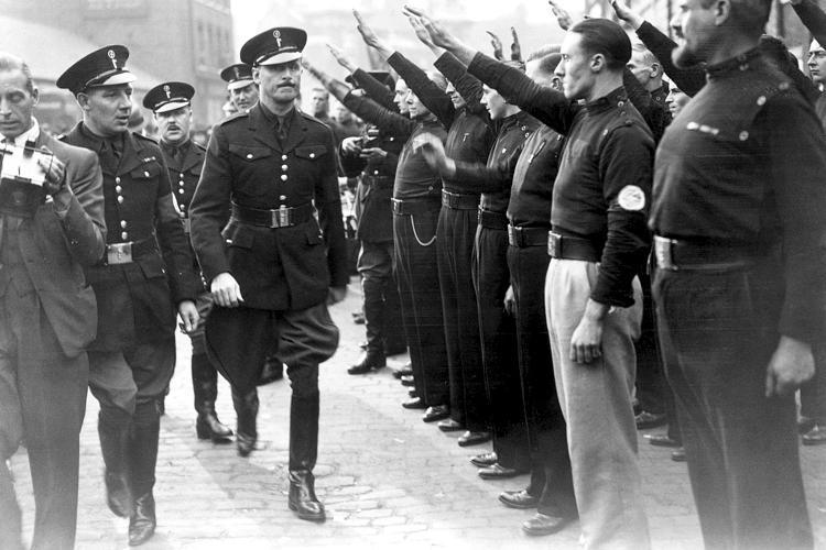 Британський союз фашистів