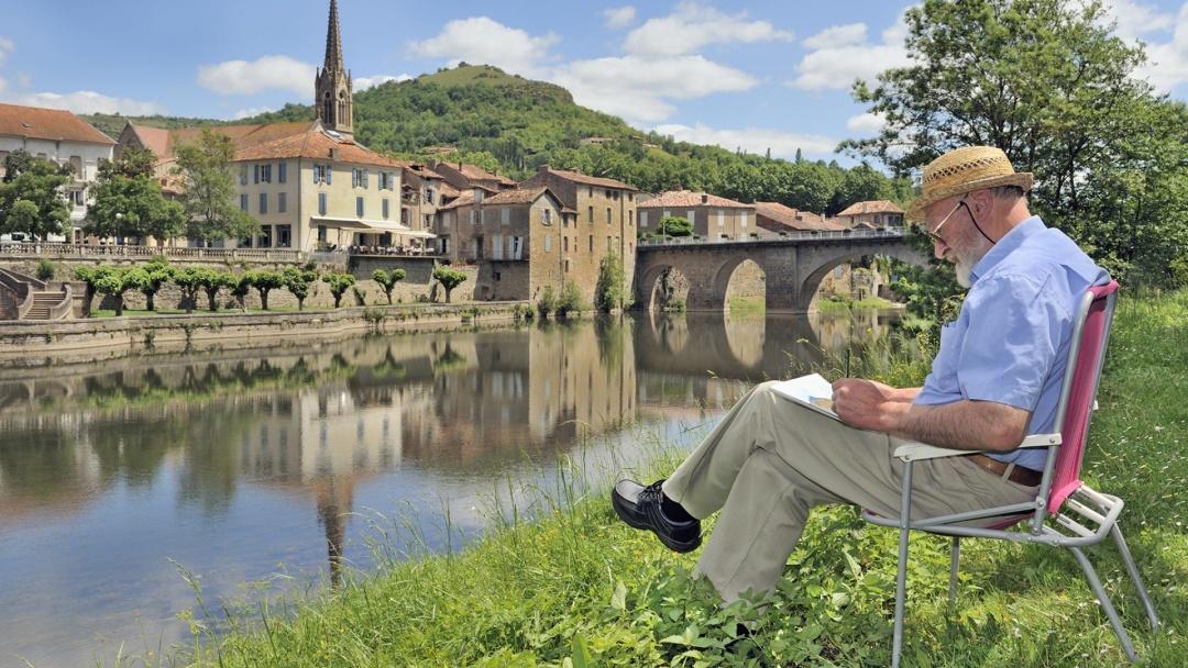 У Франції державна пенсійна система заснована на 2-х рівнях