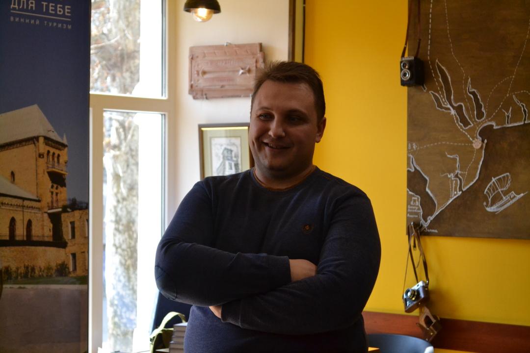 фото  Паламарчука, автор Євгенія Вірлич