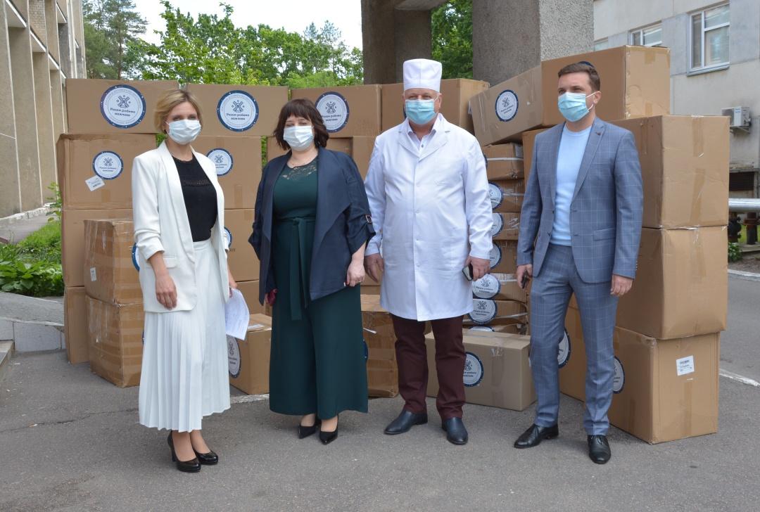МХП виділив понад 85 млн грн на подолання епідемії COVID-19