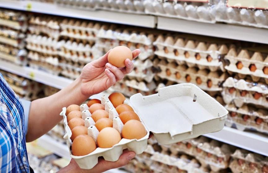 Найбільше в продуктовому кошику здивували яйця