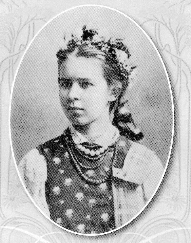 Лариса Косач (Леся Українка), 1887 р. 1