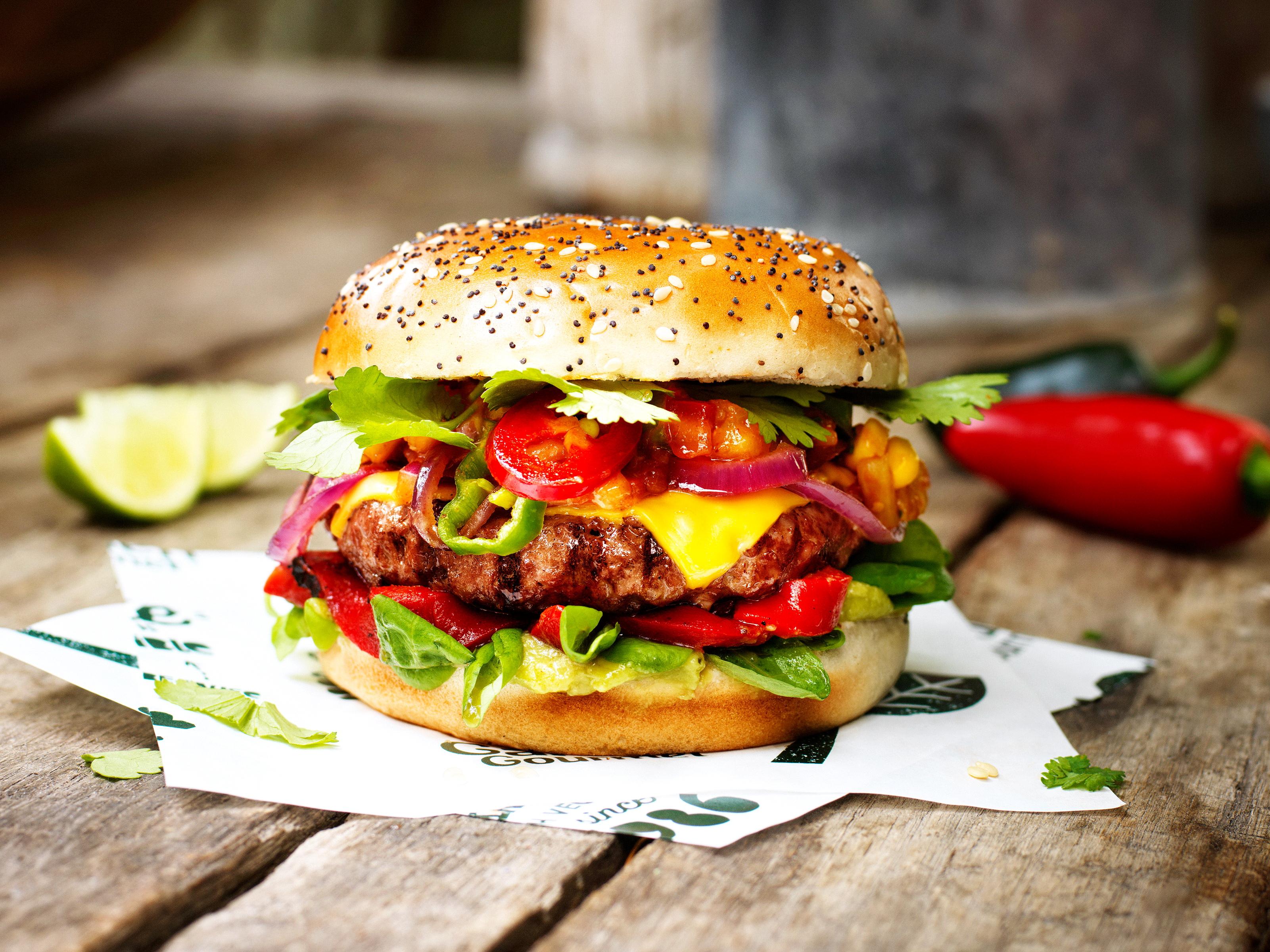 Garden Gourmet Sensational Burger