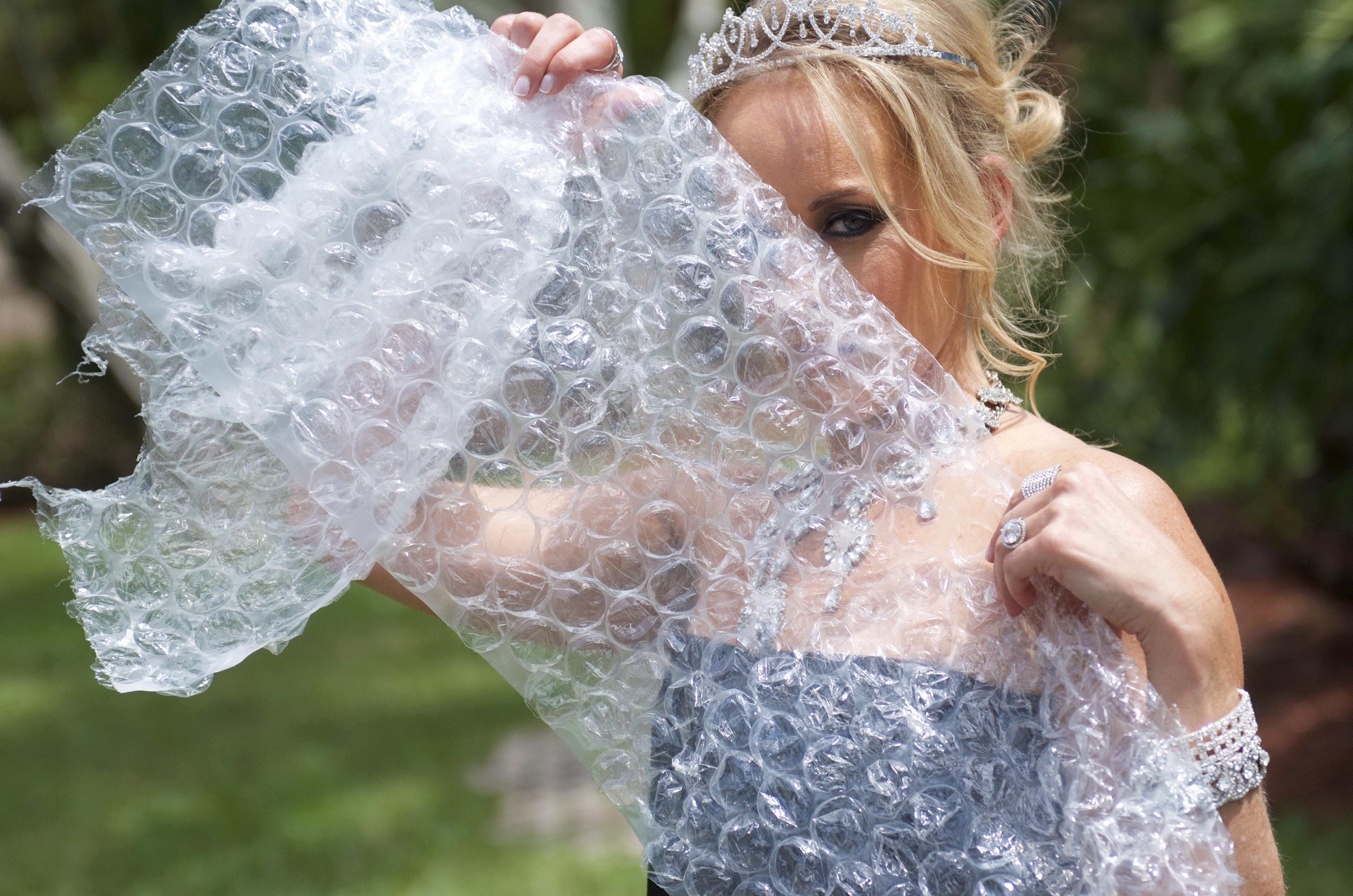 Пакувальний матеріал Bubble Wrap