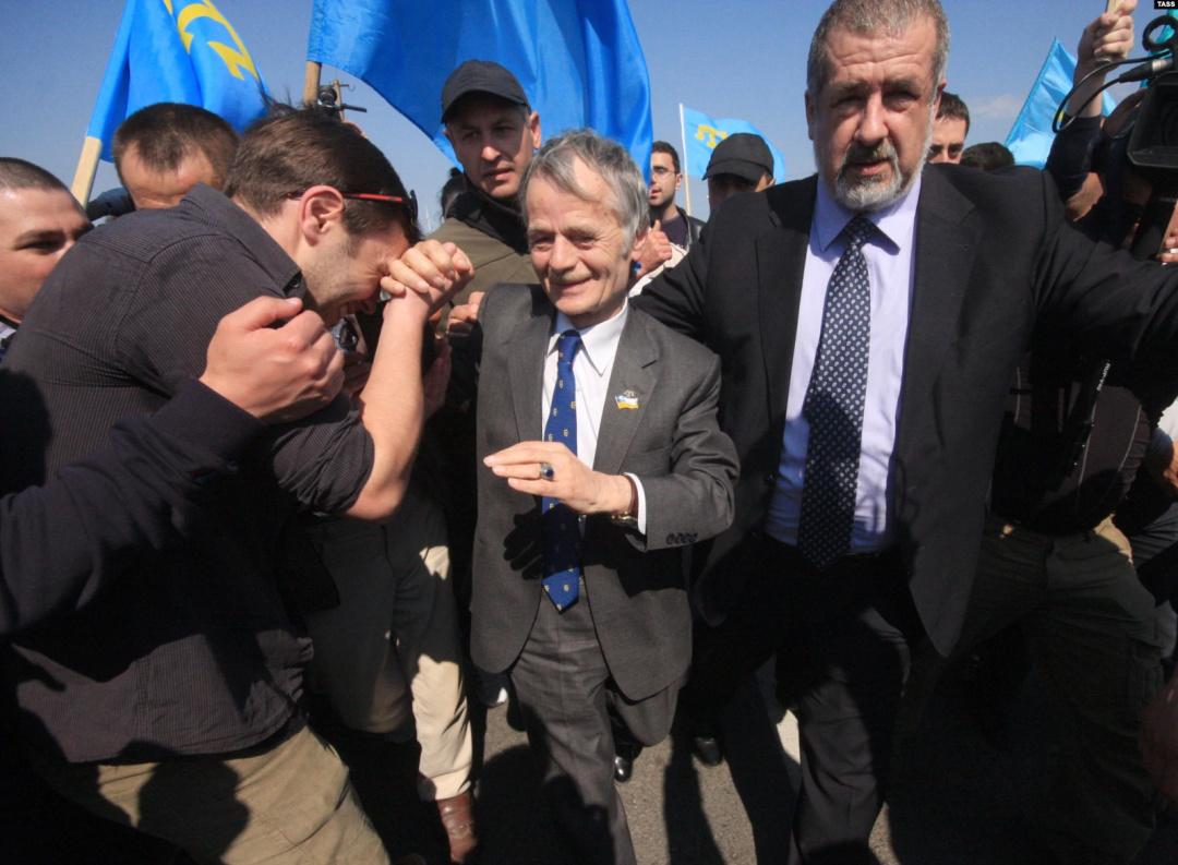 Шість років тому лідер кримських татар намагався потрапити на батьківщину